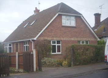 Thumbnail 3 bed detached house to rent in Rothesay Road, Dorchester