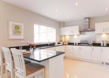"Thumbnail 4 bed detached house for sale in ""Crompton"" at Wyaston Road, Ashbourne"
