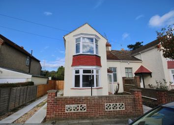 Thumbnail 3 bedroom semi-detached house for sale in Cosham Park Avenue, Cosham, Portsmouth