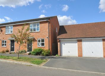Thumbnail 2 bed end terrace house for sale in Stokes Drive, Godmanchester, Huntingdon, Cambridgeshire