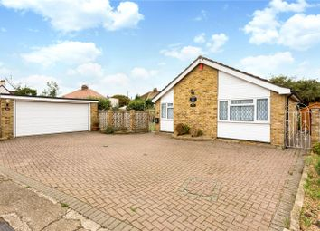 Thumbnail 3 bed detached bungalow for sale in Glebe Road, Old Windsor, Berkshire