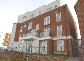 Thumbnail 2 bed flat for sale in Samas Way, Crayford, Dartford
