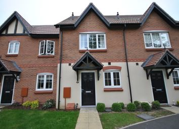 Thumbnail 2 bed terraced house to rent in St. Phillips Grove, Bentley Heath, Solihull