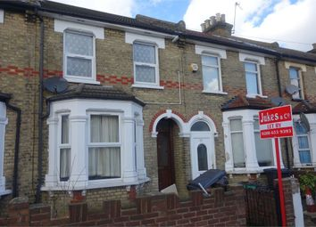 Thumbnail 1 bed flat to rent in Hurlstone Road, London