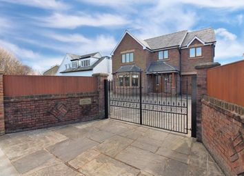 Thumbnail 5 bed detached house for sale in Lyngarth, Anchorsholme Lane, Cleveleys, Lancashire