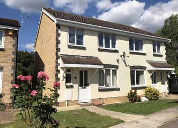 Thumbnail 3 bed semi-detached house to rent in Pirton Meadow, Churchdown, Gloucester