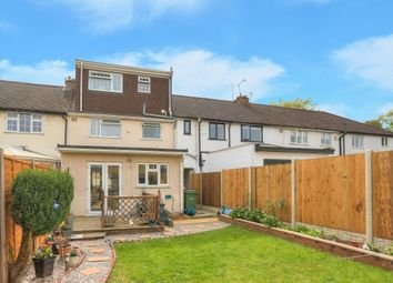 Thumbnail 3 bedroom terraced house for sale in Harvey Road, London Colney, St. Albans