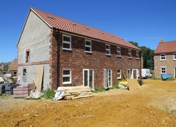 Thumbnail 3 bed end terrace house for sale in Leveret Gardens, Stowfields, Downham Market