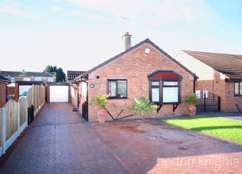 Thumbnail 3 bed detached bungalow for sale in Summerfields Drive, Blaxton, Doncaster