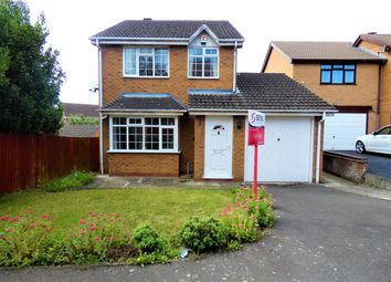 3 bed detached house for sale in Danbury Drive, Stadium Estate, Leicester LE4