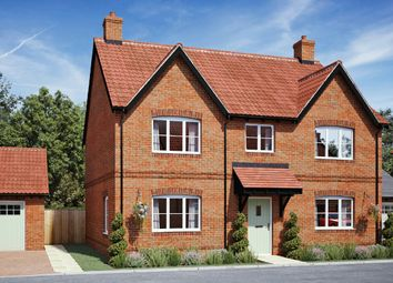 Thumbnail 4 bed detached house for sale in Plot 8, The Montpellier, Swindon Village, Chelt