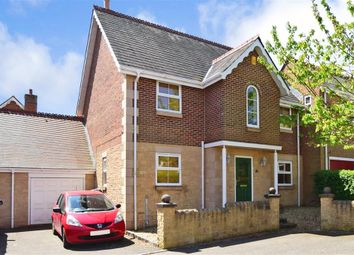 Thumbnail 4 bed link-detached house for sale in Hornbeam Square, Bullen Village, Ryde, Isle Of Wight