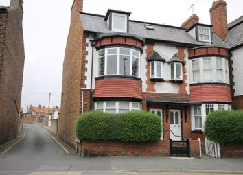 Thumbnail 4 bed end terrace house for sale in Station Road, Filey