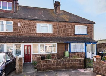 Thumbnail 3 bedroom terraced house for sale in Oakleigh Road, Worthing
