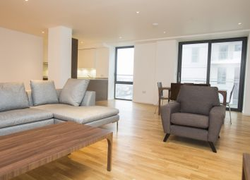 Thumbnail 4 bed flat to rent in Honour Lea Avenue, Olympic Park, London
