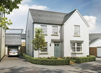 "Thumbnail 4 bedroom detached house for sale in ""Holden"" at Redmoor Close, Tavistock"