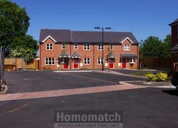 Thumbnail 2 bed town house to rent in 5 Dukes Crt, Portland Road, Hucknall, Nottingham
