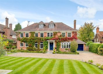 Thumbnail 5 bed detached house for sale in North Road, Chesham Bois, Amersham, Buckinghamshire