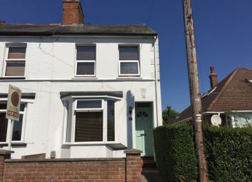 Thumbnail 2 bed terraced house for sale in Connaught Road, Aldershot
