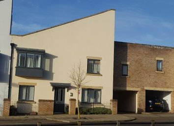 Thumbnail 4 bedroom link-detached house for sale in Ashby Wood Drive, Upton, Northampton