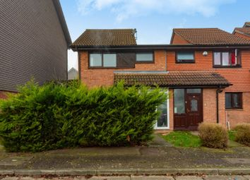 2 bed end terrace house for sale in Ryeland Close, West Drayton UB7