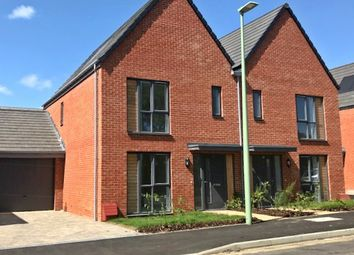 Thumbnail 3 bedroom semi-detached house to rent in Station Road, Bordon