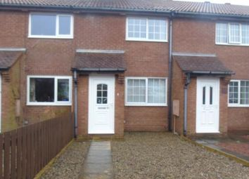 Thumbnail 2 bed terraced house for sale in Manor View, Newbiggin-By-The-Sea, Northumberland