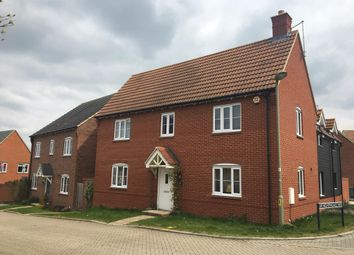Thumbnail 4 bed detached house to rent in Great Western Park, Didcot