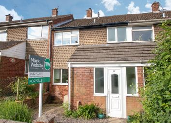3 bed terraced house for sale in Meadow Gardens, Baddesley Ensor, Atherstone CV9