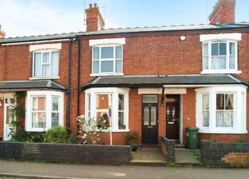 Thumbnail 3 bed terraced house for sale in Western Road, Wolverton, Milton Keynes