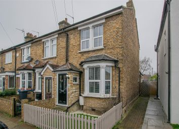 Thumbnail 4 bed end terrace house for sale in Rumbold Road, Hoddesdon
