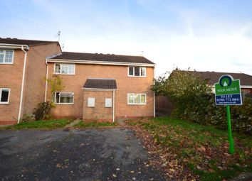 Thumbnail 1 bed flat to rent in Henley Drive, Droitwich