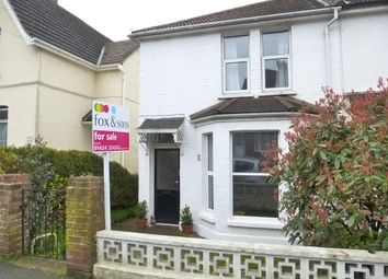 Thumbnail 3 bed semi-detached house for sale in Cambridge Road, Bexhill-On-Sea