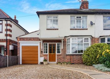 Thumbnail 3 bed semi-detached house for sale in Milford Road, Leicester