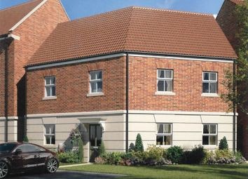 Thumbnail 2 bed flat for sale in Nina Carroll Way, Westhill, Kettering