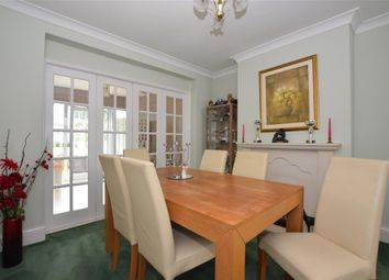 Thumbnail 3 bed semi-detached house for sale in Link Way, Hornchurch, Essex