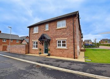 Thumbnail 3 bed detached house for sale in Salis Close, Middlesbrough