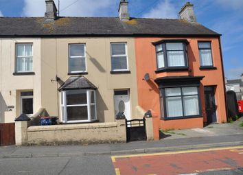 Thumbnail 3 bed property for sale in Greenfield Terrace, Holyhead