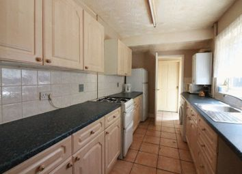 Thumbnail 3 bed terraced house to rent in Glentworth Road, Nottingham