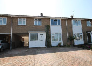 Thumbnail 4 bed terraced house for sale in Mostyn Close, Sutton, Ely