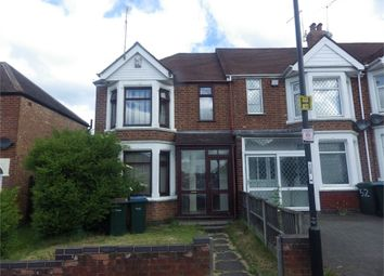Thumbnail 2 bed semi-detached house to rent in Donnington Avenue, Coventry, West Midlands