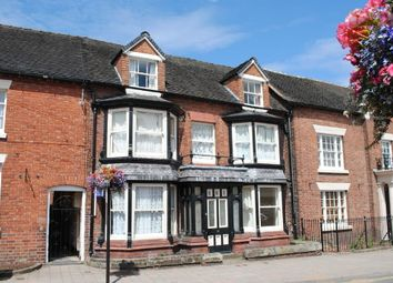 Thumbnail 1 bed town house for sale in Stafford Street, Market Drayton