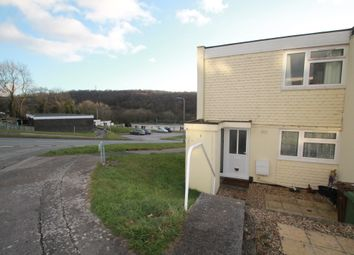 Thumbnail 2 bed end terrace house for sale in Rolston Close, Plymouth