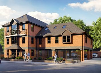 Thumbnail 2 bed flat for sale in Nashleigh Court, Severalls Avenue, Chesham