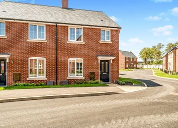 Thumbnail 3 bedroom semi-detached house for sale in Mayberry Place, Moorcroft Lane, Aylesbury