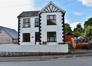 Thumbnail 3 bed detached house for sale in Penygroes Road, Caerbryn, Ammanford