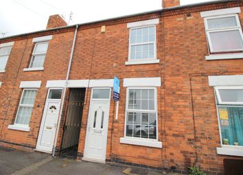 Thumbnail 2 bed terraced house for sale in Warwick Street, Derby