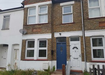 Thumbnail 3 bedroom maisonette to rent in Marian Road, London