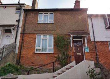 Thumbnail 2 bed terraced house for sale in Coombe Road, Brighton