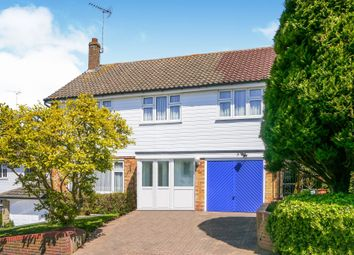 Thumbnail 4 bed detached house for sale in Longfellow Drive, Hutton, Brentwood